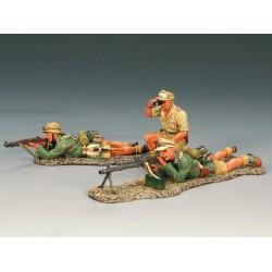 AK055 New Machine Gun Crew