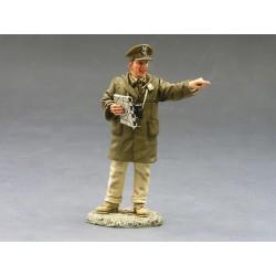 EA017 Major David Stirling