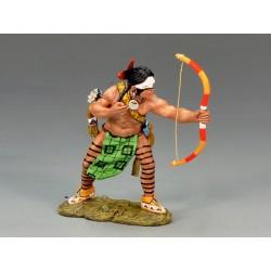 TRW019 Warrior firing Bow...