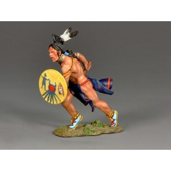 TRW018 Charging Warrior w Axe