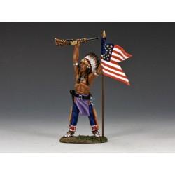 TRW046(P) American Flag