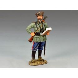 WS149 Dismounted Cossack NCO