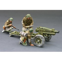 BBA009 Pack Howitzer Set