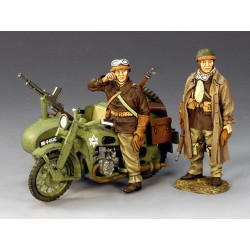 FOB045 French Motorcycle Combo