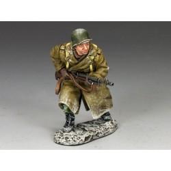 BBA063 Advancing BAR Gunner