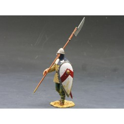 MK006 Foot Soldier w Spear...