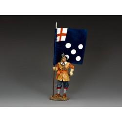 PnM012X Regimental Flagbearer