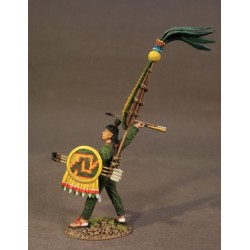 AZ12 Aztec Warrior With Atlatl