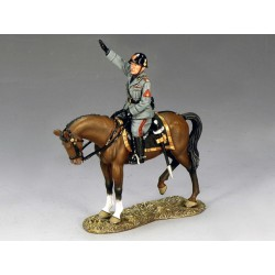 IF001 Mounted Mussolini