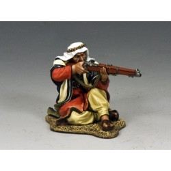 LOA006 Sitting Arab Firing