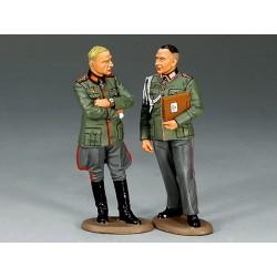 WS136 General & Adjutant