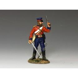 CR001 Officer w Pistol & Sword