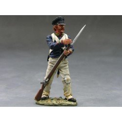 REN009 German Landsknecht with Pike
