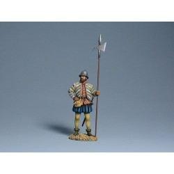 CLB6008 Standing With A Spear
