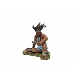 IDA6022 Relaxed Sioux Warrior