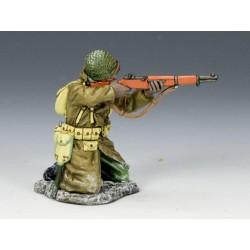 BBA047 Kneeling Firing Rifle