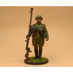 WWII-04 Sargento con Fusil...