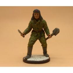 WWII-14 Soldado con pala...
