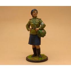 WWII-17 Sargento de enfermeras