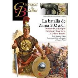 Nº91 - La batalla de Zama...