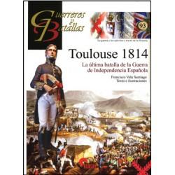 Nº93 - Toulouse 1814