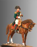 Kits - Napoleón a caballo